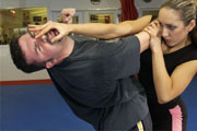 self defence at club chesterfield